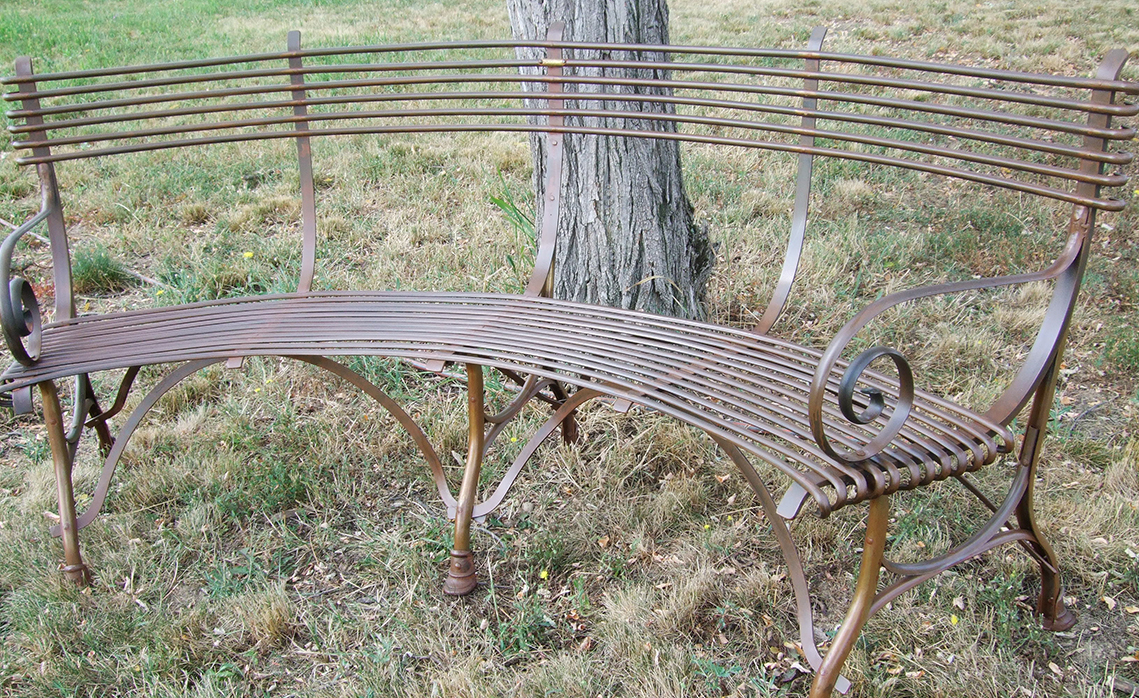 Antique French Garden About Us: french metal garden furniture