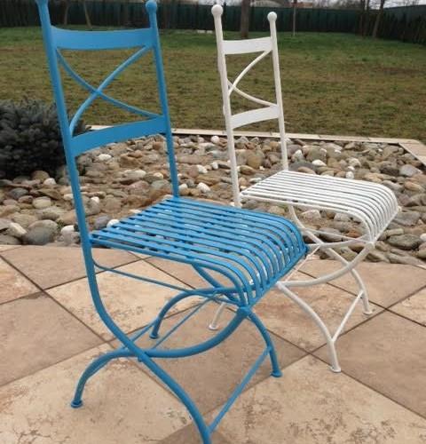 Chaise pliante Rouen