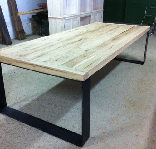 TABLE ACCORD 250 X100 X H 75 cm